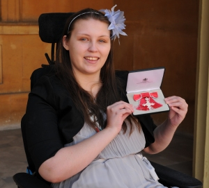 Lucy Watts MBE