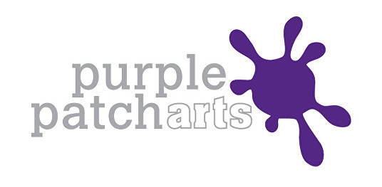 Purple Patch Arts logo
