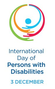 International Day of Disabled People UN logo